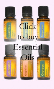 Essential Oils Promotional