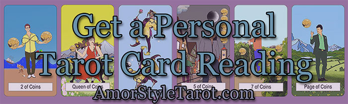 Private Reading from AmorStyle Tarot