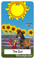 AmorStyle Tarot - The Sun